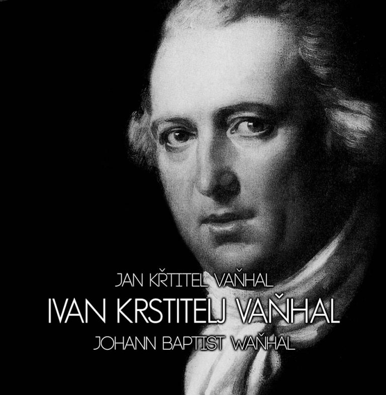 CD Cover - Ivan Krstitelj Vanhal