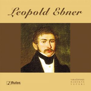 CD Cover - Leopold Ebner