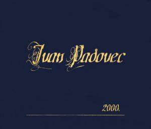 Ivan Padovec 2000.