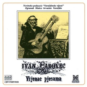 Ivan Padovec – Vijenac pjesama
