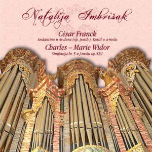 Natalija Imbišak - César Franck i Charles-Marie Widor