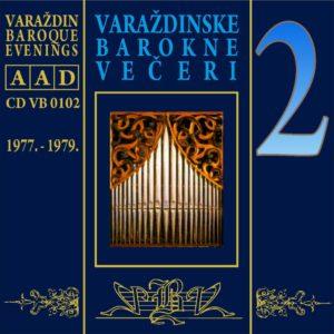 Varaždinske barokne večeri CD 2