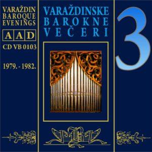 Varaždinske barokne večeri CD 3