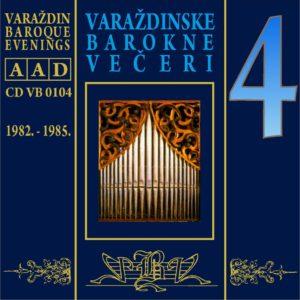 Varaždinske barokne večeri CD 4