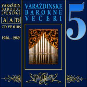 Varaždinske barokne večeri CD 5