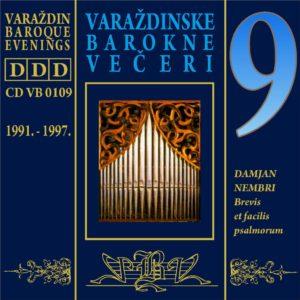 Varaždinske barokne večeri CD 9