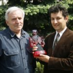 Vladimir Gotal i Anđelko Igrec s Porinom 1
