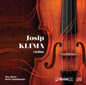 Josip Klima, violina
