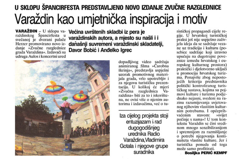 Novi list, 28.8.2009, str. 23