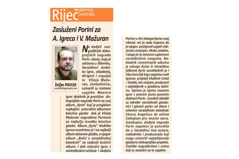 Regionalni tjednik, 11.05.2010. str.2