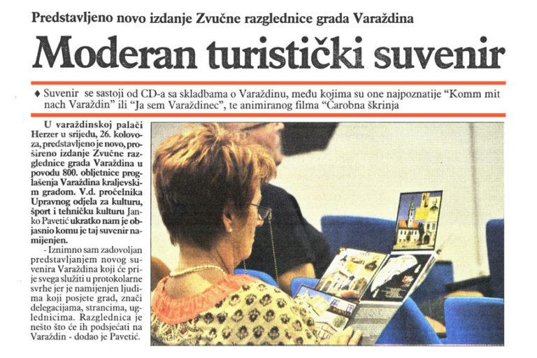 Varazdinske vijesti, 1.9.2009, str. 64