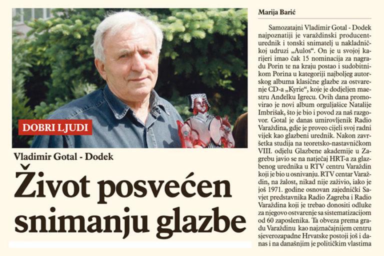 Varazdinske vijesti, 24.9.2013. str.28