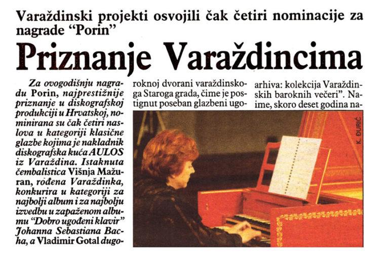 Varazdinske vijesti, 6.5.2008. str.15