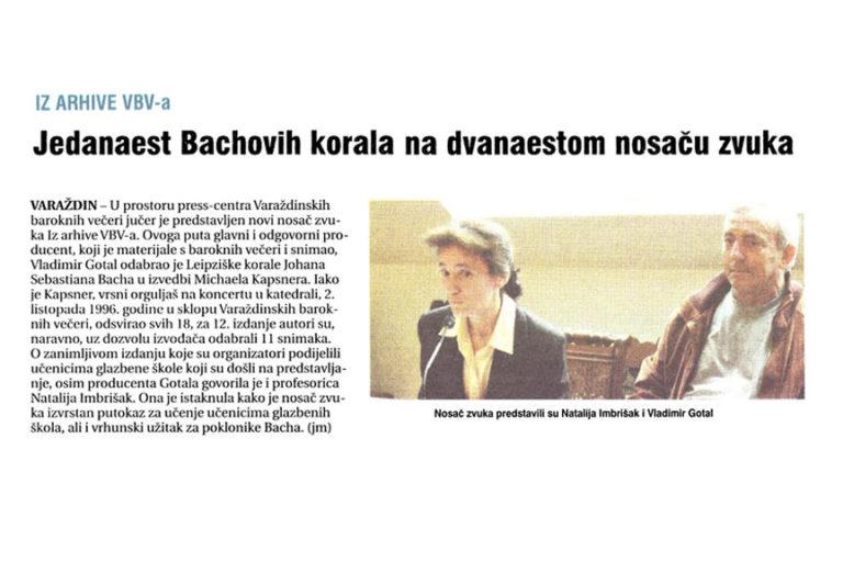 Vecernji list - Varazdin i Medjimurje, 27.9.2008, str.8