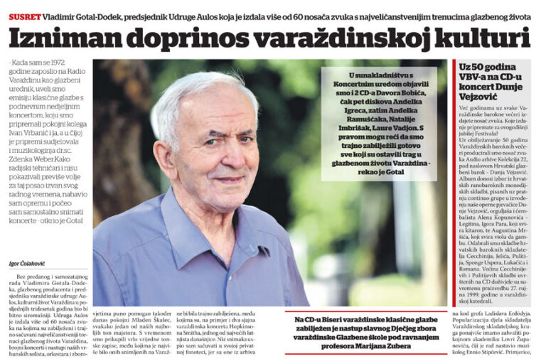 Varaždinske vijesti 28.7.2020. str. 26-27